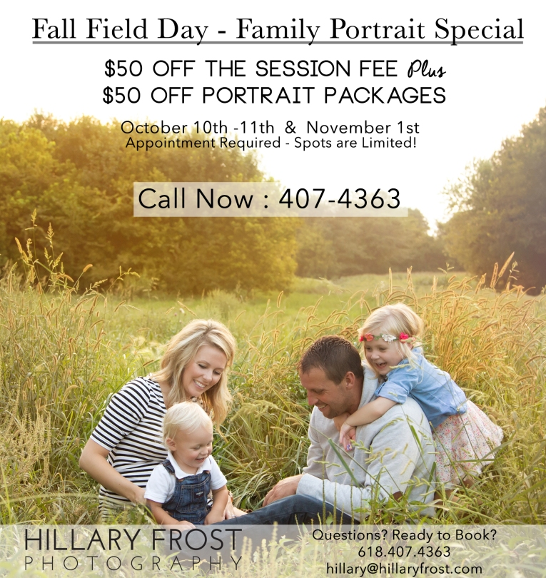 Hillary frost photography - family special